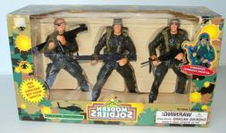 "1/12 Kmart Elite Force Modern Soldier Military 6"" Action Fig"