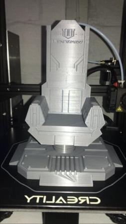 1/12 Scale Unpainted 3D Printed Bat Throne Chair For Batman