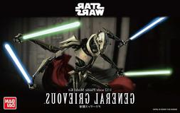 Bandai 1/12 New STAR WARS GENERAL GRIEVOUS from Japan