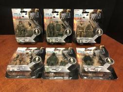 1:18 BBI Elite Force Gear Up Military Figures Lot Of 6 Dela1