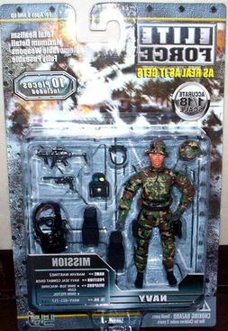 BBI 1:18 Elite Force U.S.Navy - SEAL - Combat Diver - Marvin