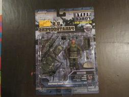 1/18 ELITE FORCE US PARATROOPERS Captain Cleary