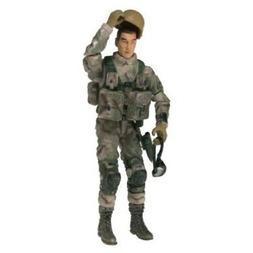 "1:18 Military Figure USMC: ""Graham White"" Item 21178"