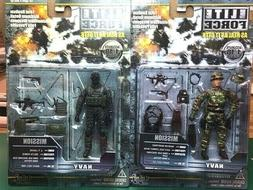 1/18 Scale BBI Elite Force Modern Navy Seal  and Delta Force