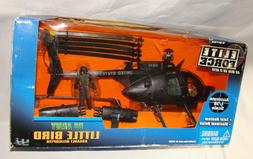 1:18 BBI Elite Force U.S Army MH-6 Assault Little Bird Attac