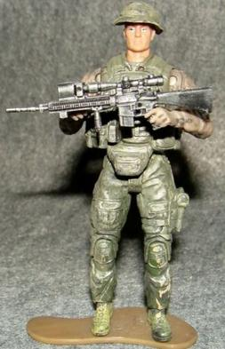 1:18 BBI Elite Force U.S Delta Team 6 Special Ops Sniper Act