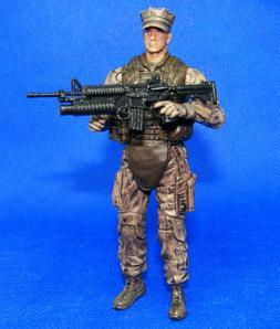 1:18 BBI Elite Force U.S Marine Recon Squad Leader Sergeant