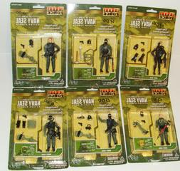 1:18 BBI Elite Force U.S NAVY SEAL Special Ops Action Milita