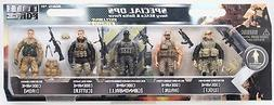 1:18 BBI Elite Force U.S Special Ops Navy SEALs  Delta Figur