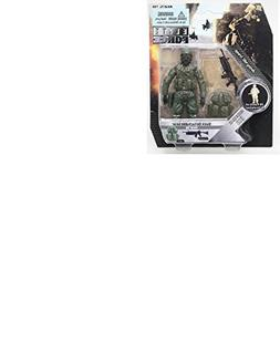 1/18 Ultimate Soldier Elite Force Code Name  Action Figure