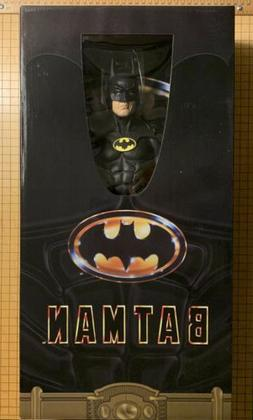 NECA 1/4 Scale 1989 BATMAN  Action Figure *Michael Keaton*