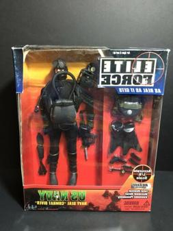 "1/6 BBI 12"" Elite Force Navy Seal Combat Diver Action Figu"