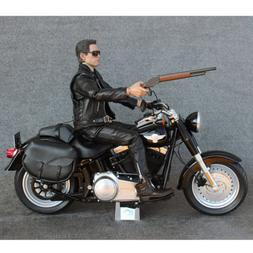 1:6 Cool Motorcycle Vehicle Model for 12 Inch Terminator T-8