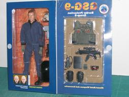 """1/6 BBI ELITE FORCE 12 INCH GSG9 """"KONRAD"""" SOLDIER ACTION FIG"""