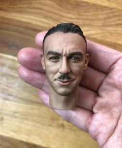 1/6 scale Male Head Sculpt  For 12'' Action Figure Doll
