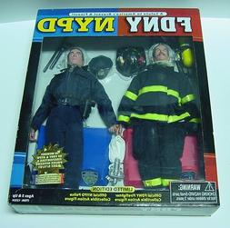 Official FDNY and NYPD New York Hero Action Figure Dolls - S