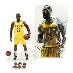1/9 Scale NBA Masterpiece Collection LeBron James Motion Act