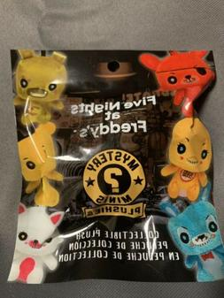 1 Pack Unopened Five Nights At Freddy's Mystery Minis Plus