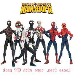 1 Pcs Super Legends Spider Man Action Figure Spiderman Custo