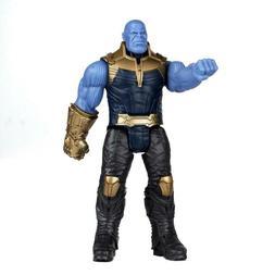 "12"" Avengers Infinity War Black Panther Titan Hero Thanos Hu"