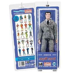 12 Inch Retro DC Comics Action Figures Series: Bruce Wayne