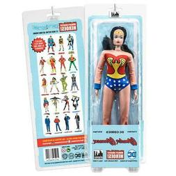 12 inch retro action figures series wonder