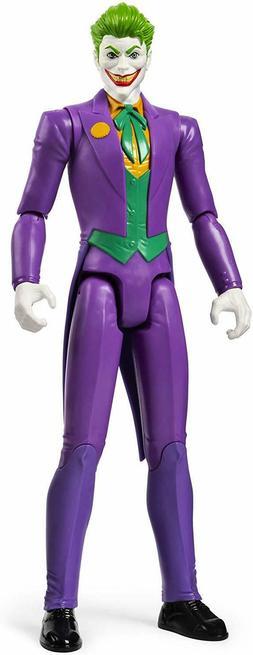 BATMAN, 12-Inch The Joker Action Figure NEW 2020 FREE SHIPPI