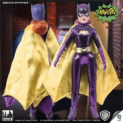 1966 BATMAN TV SERIES 5; BARBARA GORDON 8 INCH ACTION FIGURE NEW IN POLYBAG