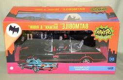 "1966 TV BATMAN & ROBIN 3.75"" Figures BATMOBILE VEHICLE Funko"