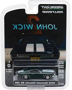 1970 Chevrolet Chevelle SS 396 John Wick Movie Chapter 2  Ho