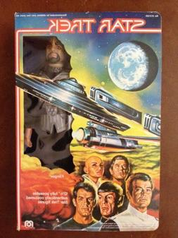 "1979 Star Trek Movie Version Klingon 12 1/2 "" inch fully pos"
