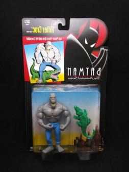 "Kenner 1994 Batman Animated Series 5"" Killer Croc Action Fig"