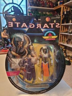 1994 Hasbro Stargate RA Action Figure New Vtg. Item on Card