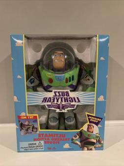 1995 Original Toy Story Buzz Lightyear Ultimate Talking Acti