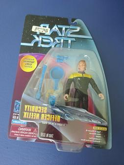 1997 Star Trek Security Officer Neelix Spencer Gifts Figure,
