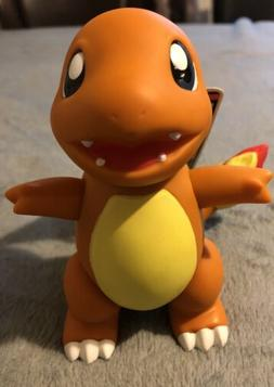 """1998 Tomy Pokemon 5"""" Charmander Jointed Action Figure VTG To"""