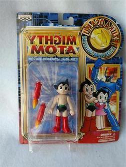 1999 Banpresto Tezuka Osamu Action Figure MIGHY ATOM