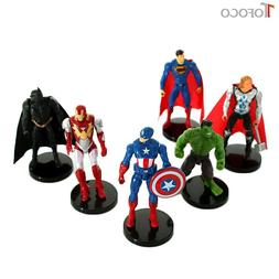 TOFOCO 1PCS Superhero <font><b>Action</b></font> <font><b>Fi
