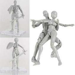 2.0 Artists Action Figure Model for SHF Body Kun Doll PVC Bo