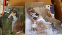 2 Baseball of McFarlane Randy Johnson Action Figures
