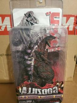 2001 atomic blast godzilla 12 action figure