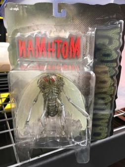 2003 Mezco Cryptozoology MOTHMAN Mothman Horror Action Figur