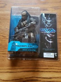 McFarlane Toys 2004 Alien Vs. Predator Elder Predator Action