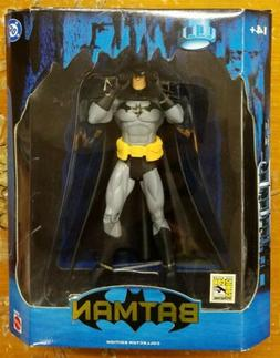 2004 Mattel Batman Action Figure Comic Con International Exc