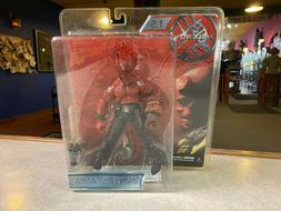 2004 Mezco Hellboy ANUNG UN RAMA 1.5  Action Figure MOC