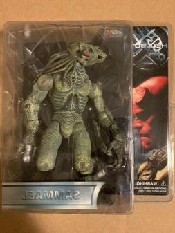 2004 MEZCO HELLBOY MOVIE SAMMAEL ACTION FIGURE IN PACKAGE PR