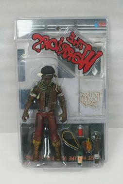 2005 MEZCO THE WARRIORS COCHISE ACTION FIGURE DIRTY VARIANT