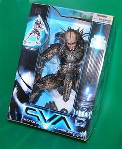 2006 AVP Movie Alien vs Predator 12inch Scar Predator Figure