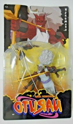 2007 Mattel NARUTO SHONEN JUMP KIDOMARU ACTION FIGURE