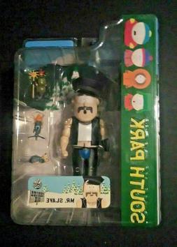 Mezco 2007 South Park Series 6 Mr. Slave Action Figure  Rare